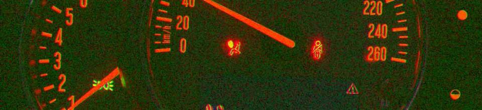 Automotive Lichtmessung Instrument Cluster --
