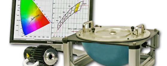 Labsphere Light Measurement System HALFMOON v1