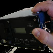 Spectral Evolution Handheld VNIR Spektrometer