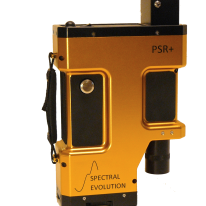 Tragbare (single point) NIR-Spektrometer (0,3 - 2,5 µm)