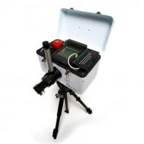 Passive mode (emission) FTIR Spectrometer (2 - 16 µm)