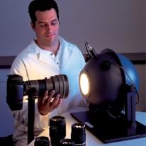 Kalibrationsservice von Spektrometern und Kamerasystemen