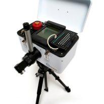 Tragbare (single point) FTIR-Spektrometer (2 - 16 µm)