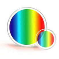 Transmissionsgitter für die Spektroskopie